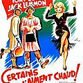 Billy wilder - certains l'aiment chaud
