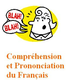 COMPREHENSIONetPRONONCIATIONfrancais