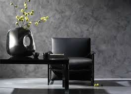 pour un mur effet beton cir chez lilypouce. Black Bedroom Furniture Sets. Home Design Ideas