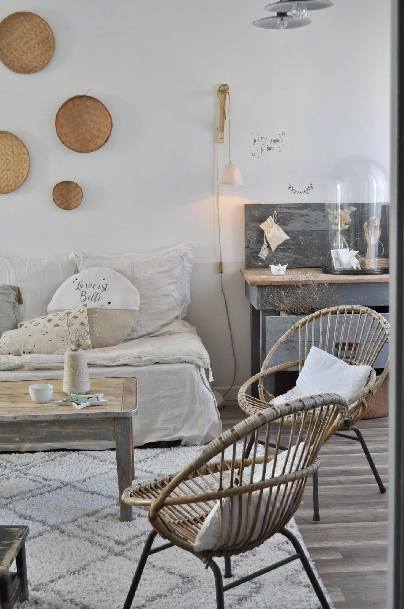 Ma banquette (diy)   p@ge blanche n°11     smile