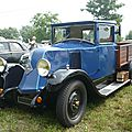 RENAULT KZ pick-up 1927 Ohnenheim (1)
