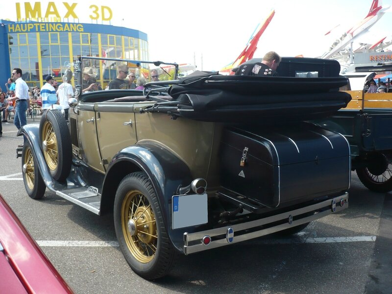 FORD Model A 4door phaeton Sinsheim (2)