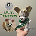 [crochet] chihuahua - traduction patron little mee creations