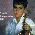 ENFANT musicien245