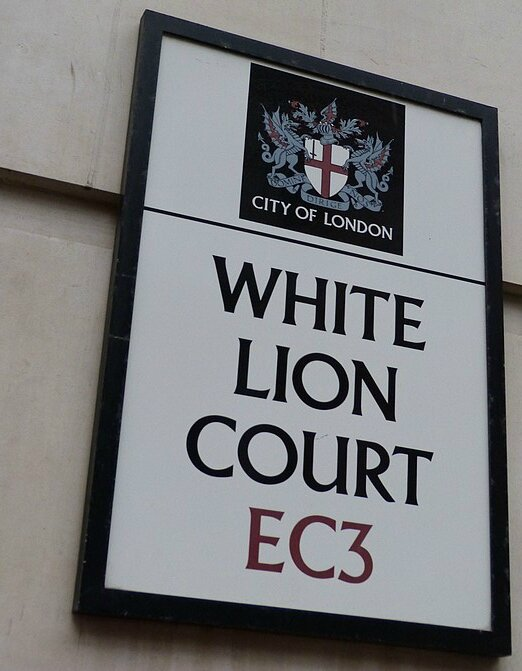 WHITE LION COURT