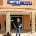 Arrivée au Ouarzazate