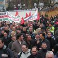 4000 manifestants à douai pour la grève générale