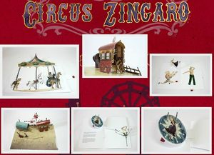Tina Kraus Pop up circus1