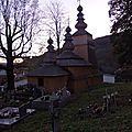 Mon top 10 églises insolites:n°7: les églises en bois de slovaquie