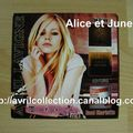 CD promotionnel When You're Gone/Autres artistes-Mexique (2007)