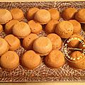 Bouchées apéritives au thon ww (thermomix)