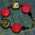 bracelet évanté