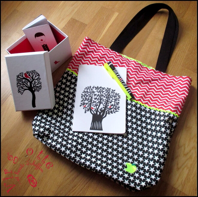 Tote Bag Big Apple