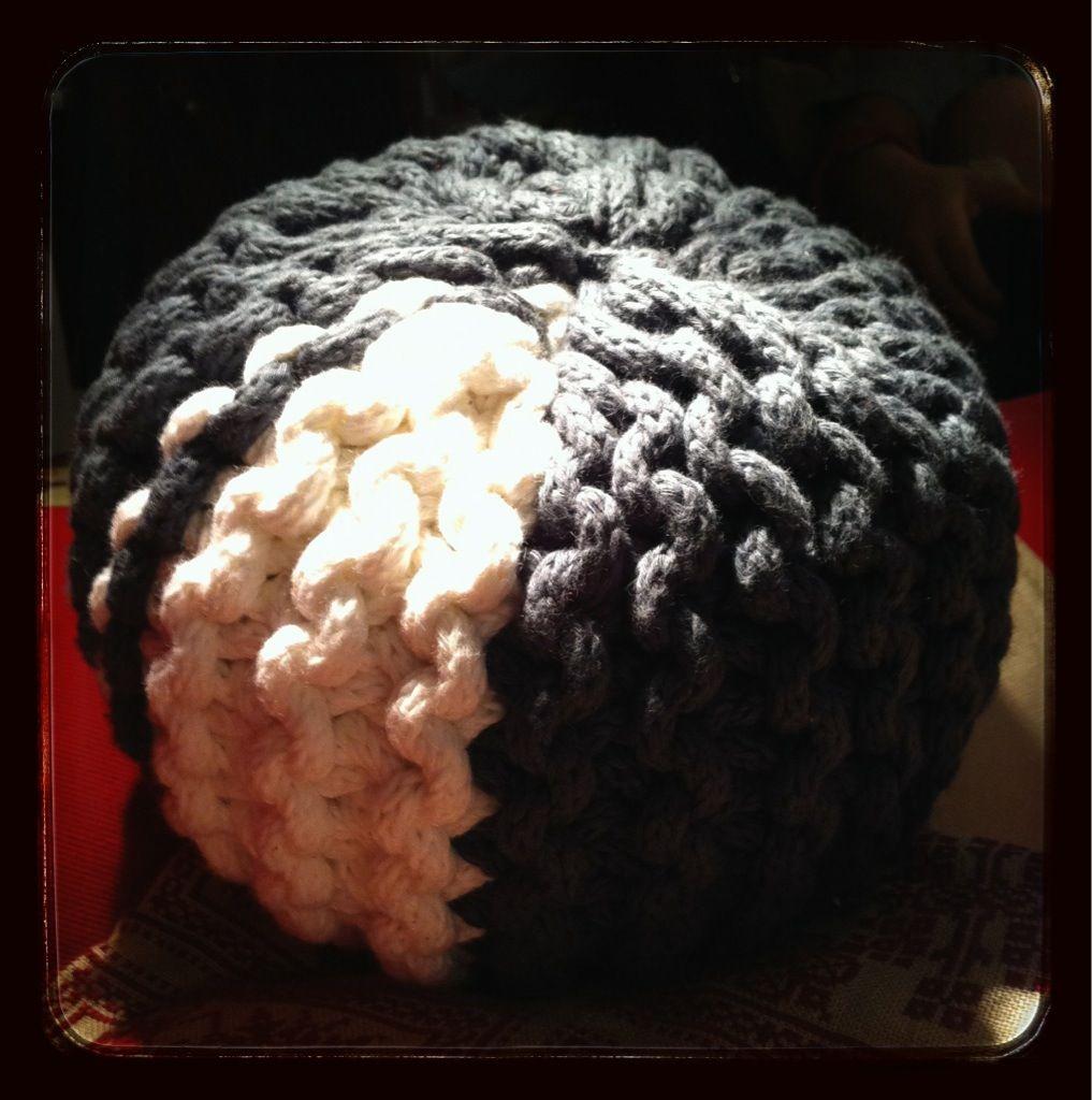 comment tricoter sur un tricotin