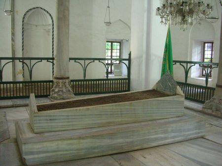 Türbe de Murat II (6)