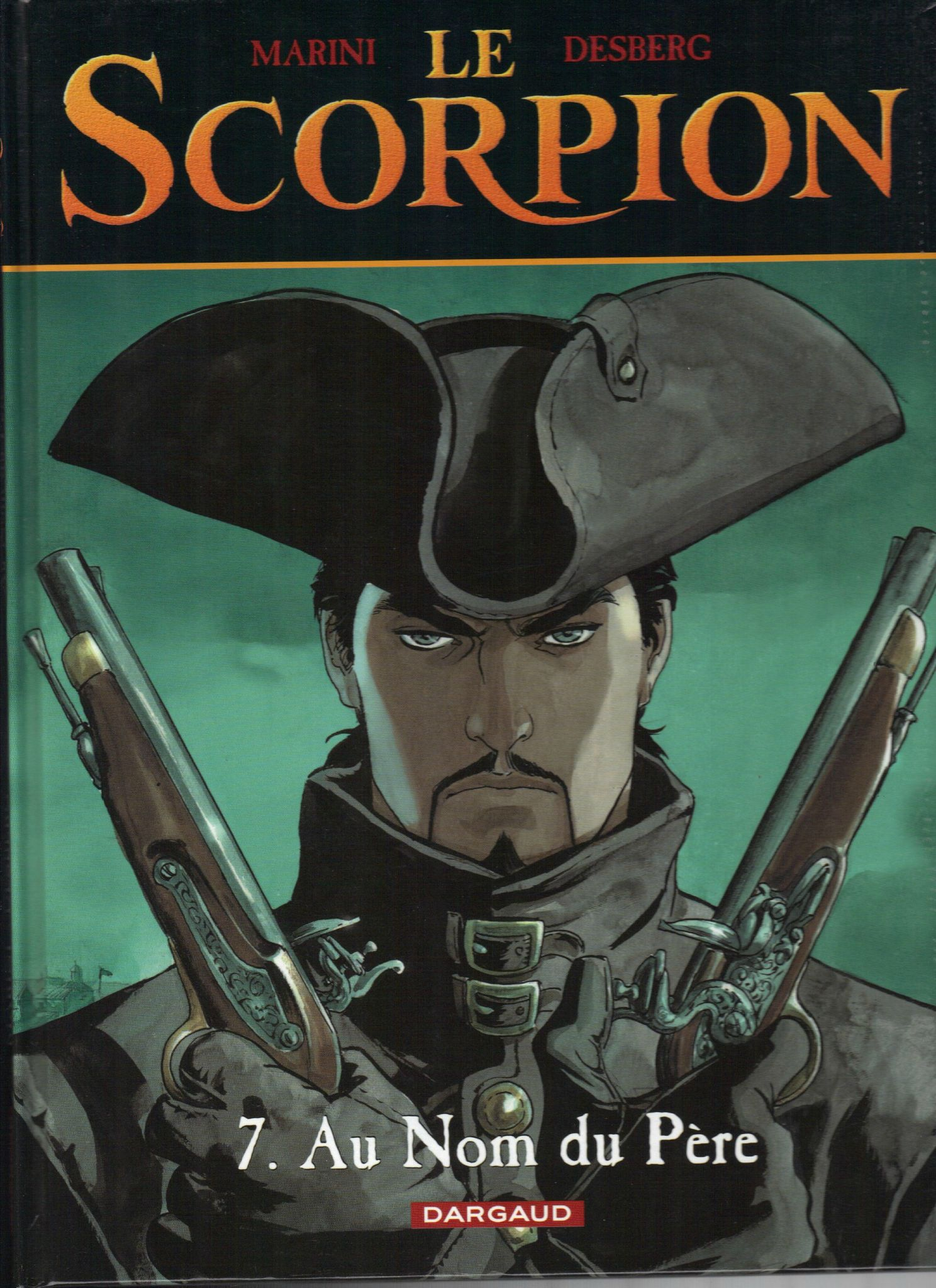 Le Scorpion volume 7