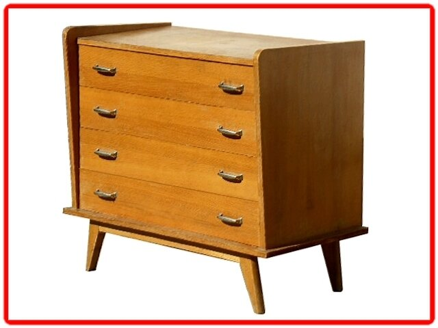 commode vintage 1950 (3)
