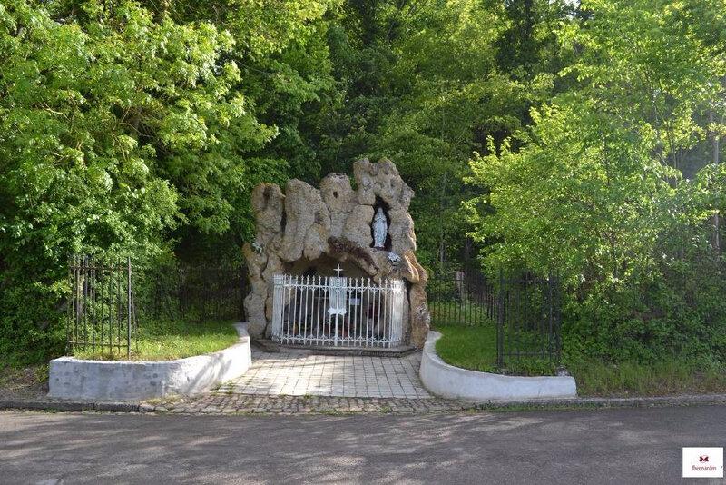 la grotte notre dame de lourdes Lecluse (1)