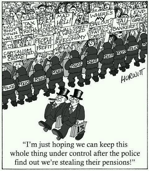 Attention Banksters !