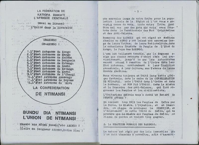 LIBERATION DU KONGO 8