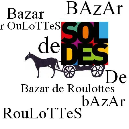 Roulotte SOLDES