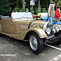 Morgan plus 4 convertible (Rencard de Haguenau aout 2011) 01