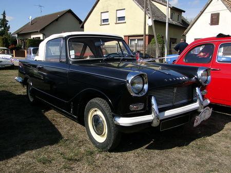 TRIUMPH Herald 1200 Convertible 1961 1970 1
