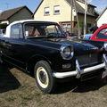 Triumph herald 1200 convertible 1961 à 1970