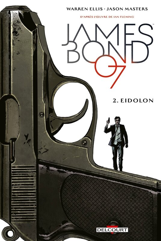 delcourt james bond 02 eidolon