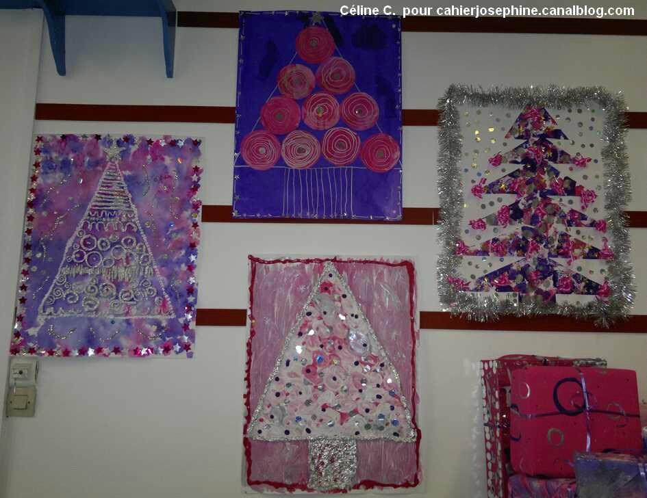 voir no l en rose et violet les cahiers de jos phine. Black Bedroom Furniture Sets. Home Design Ideas