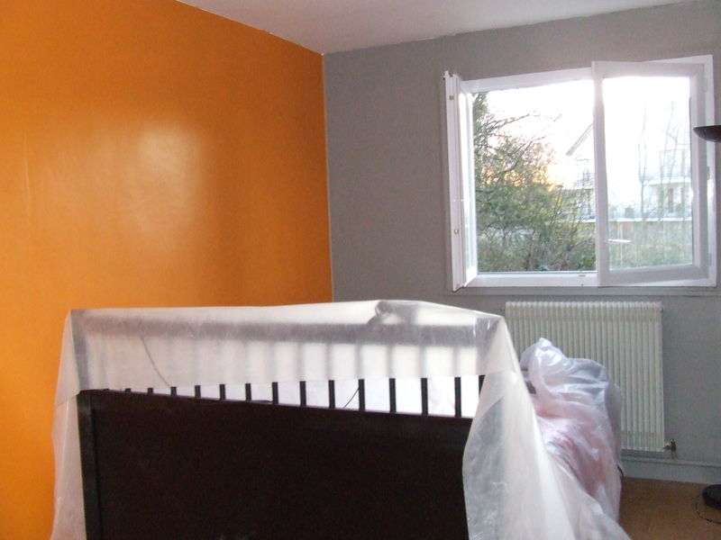 Best Deco Chambre Orange Et Gris Ideas - Matkin.info - matkin.info