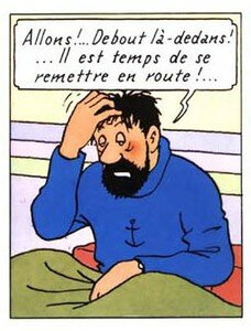 Tintin_Tibet___hadock_wakes_up