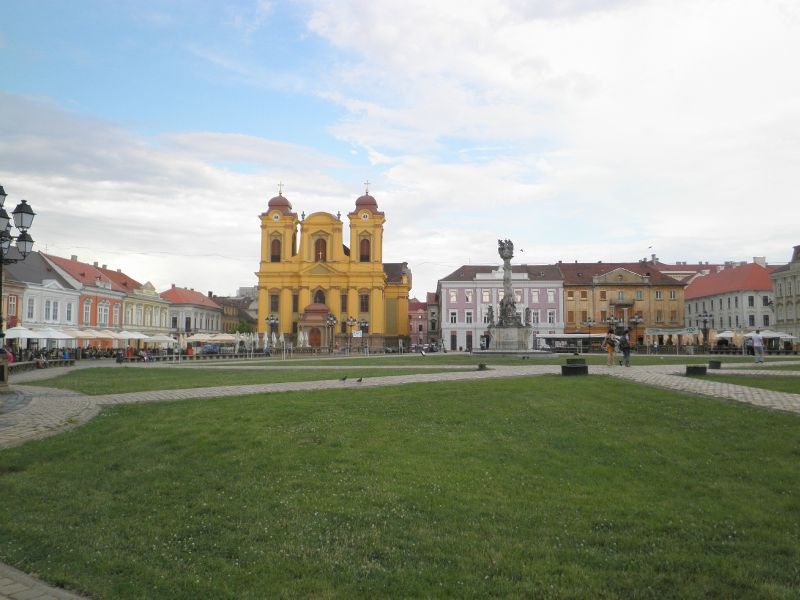 timisoara dome catholique st george
