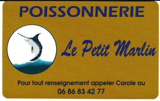 Le petit Marlin - Poissonnerie