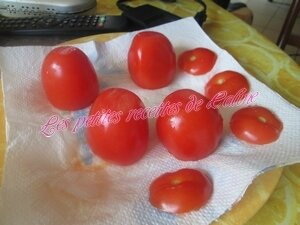 Tomates farcies froide Thon,oeuf mayonnaise05