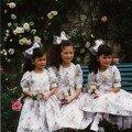 1995, mes trois princesses