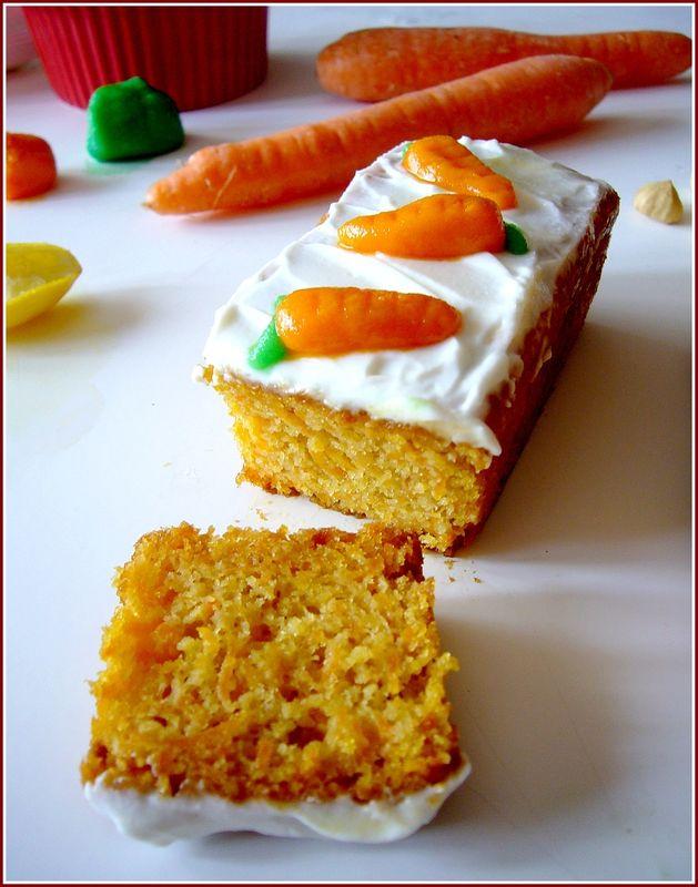 cake aux carottes la petite p tisserie d 39 iza. Black Bedroom Furniture Sets. Home Design Ideas