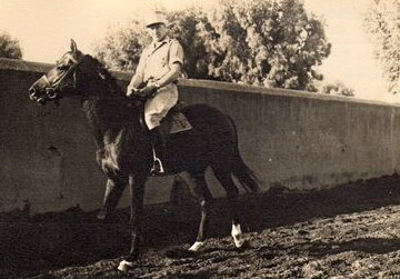 2eme_Regiment_de_Spahis_Marrakech_sport_equestre_Capitaine_d_Aroxy