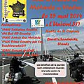 1001 motard(e)s ... en week-end !