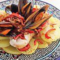 Marmite de la mer à la portugaise