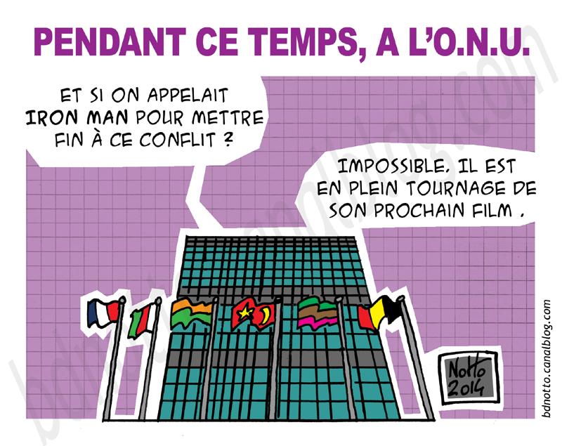 08 - 2014 - ONU Iron Man