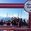 Premières photos, dans le nouvel album photos ski à vars, du samedi 10 février 2018