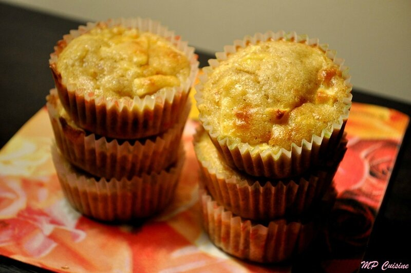 Muffin Pommes'