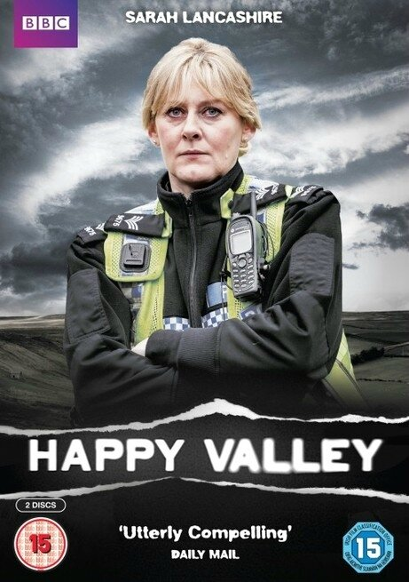Happy Valley S1 jaquette