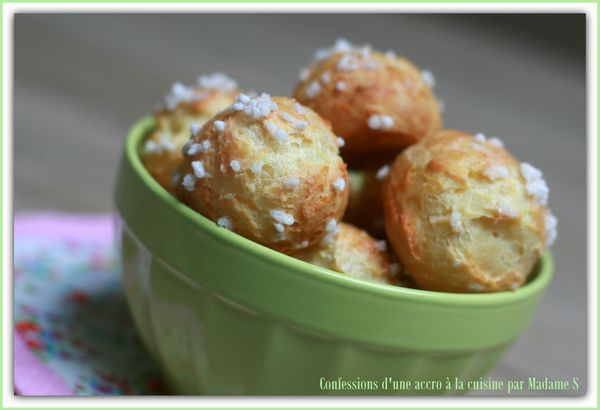 Chouquettes 009