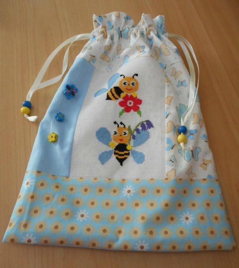 sac les abeilles pb77