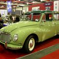 DKW 3=6 F94 universal break de 1957 (Salon Champenois du véhicule de collection) 01