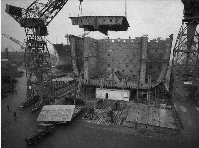 Construction de navire france dunkerque partir de la - Mobilier de france dunkerque ...