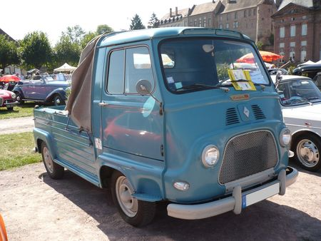 renault estafette pick up bach 1965 vroom vroom. Black Bedroom Furniture Sets. Home Design Ideas