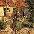 Pissarro painting looted by nazis and owned by the university of oklahoma to return to france